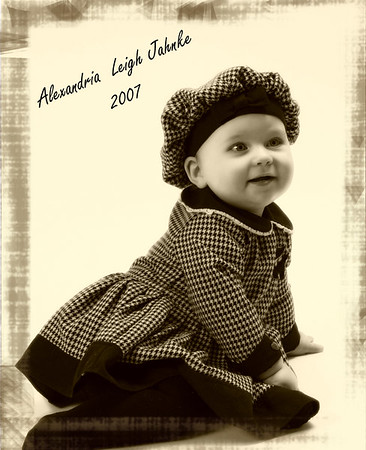 Alexandria Leigh Jahnke by Amanda