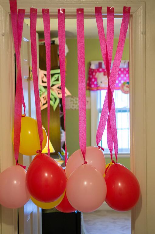 Alexis 4th Birthday