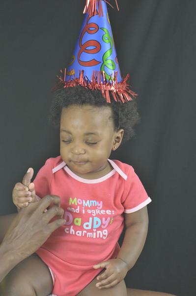 Alexis Birthday Hat