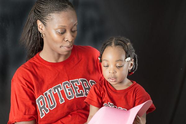 Alexis & Danielle Rutgers Shirts