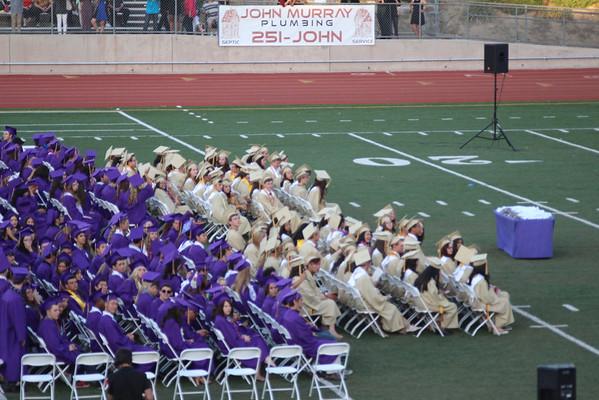 Alfred John's High School Graduation