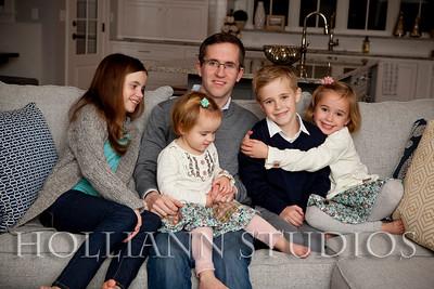 Alguire Family 2015