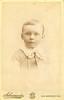 Bert McDonald, late 1880s/early 1890s.