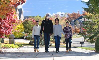Alicia Bolder Davis Family