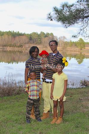 Alicia & Family