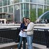 Aline e Lê em Londres