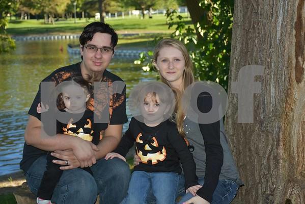 Alisha & Andrew's Family Pics.