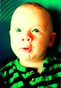 parker baby picture