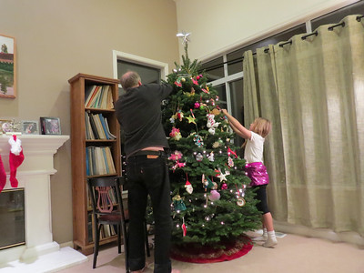 Finishing the tree
