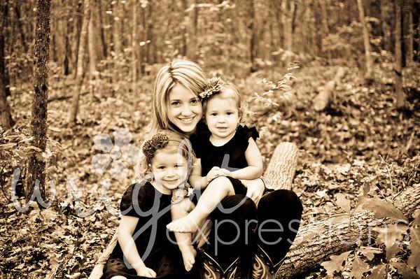 Allison, Malachi and Koa, Fall 2010