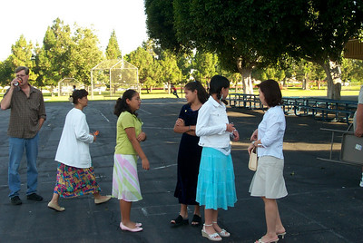 Allison-El Camino Graduation 2005