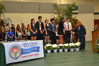 Heriatge Awards June 2011