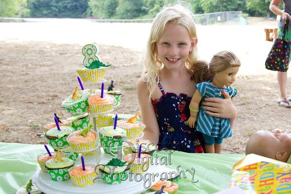 Allison's 8th Birthday 7/22/2012