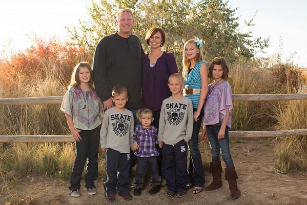 Allred Family