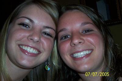 Allycia & Krista