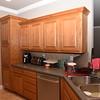 Kitchen, shot toward dining room