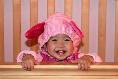 Happy Piglet.