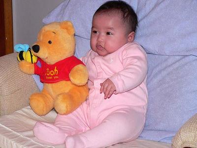 Don't I look like Pooh?