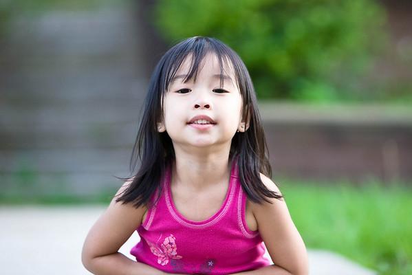 Alyssa August 2008