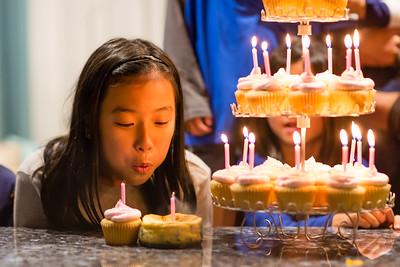 Alyssa's 10th Birthday