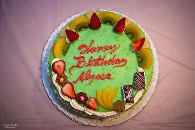 Alyssa's 5th Birthday