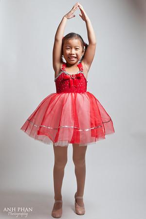 Alyssa's Dance Recital