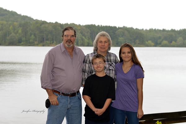Amanda & Extended Family