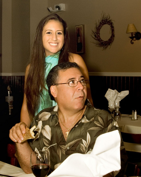 Ivan & His daughter Melissa