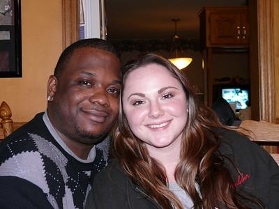 Amanda and Will