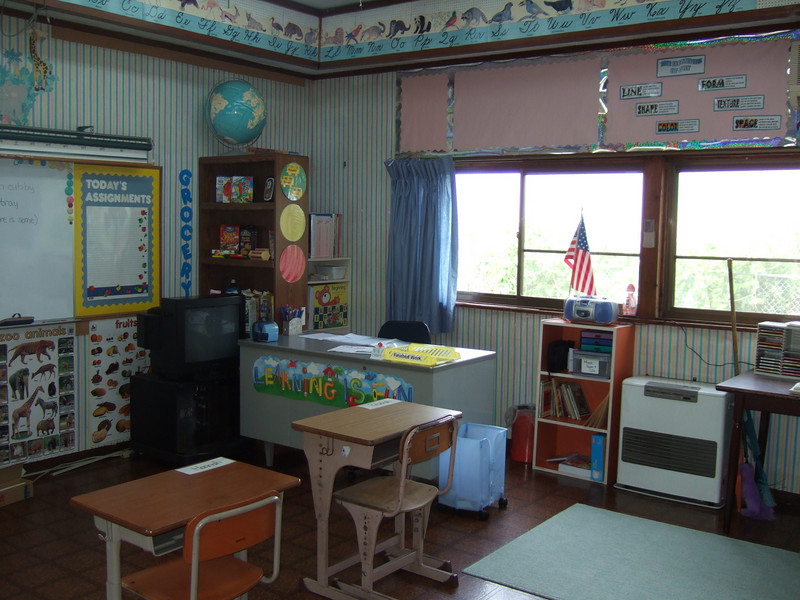my classroom...all decorated and ready for the frst day of school