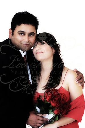 Amar and Iris