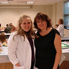 Amber with Angela Breault, Program Director.
