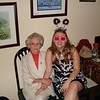 The Birthday Girl with Grandmother Vivian