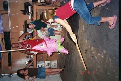 Amber's 8th Birthday- 2003
