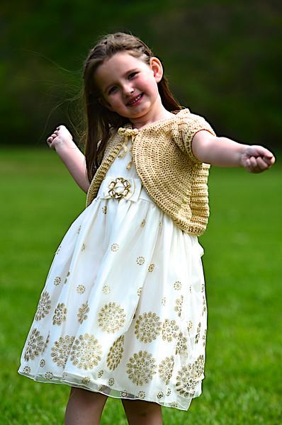 Amelia Easter 2012