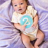 Two month birthday shoot!