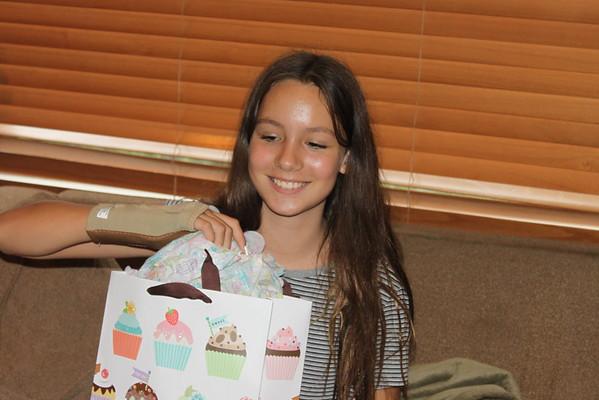 Amelia's 13th Birthday, Trip to Level 257