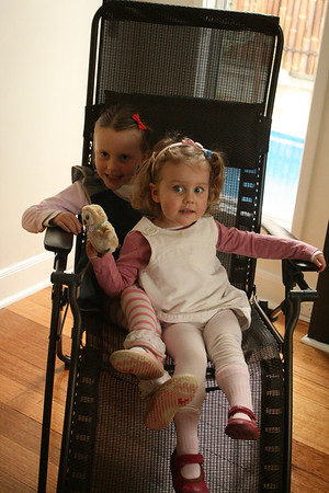 Amelie and Eloise, Melbourne 2012