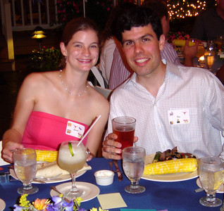 On August 14, 2004, Ken & Sarah got married at the Waybury Inn in East Middlebury, VT.