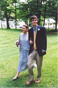 Mimi & her son Andrew