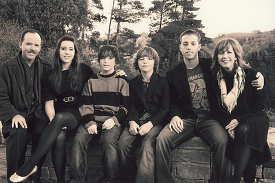 Mark, Michelle, Philip, Grace, Connor, Dillon (2007)