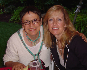 Gail and her daughter Michele (Aug 2004)