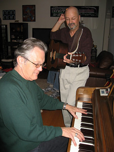 John & Tommy are jamming (Dec 2008)