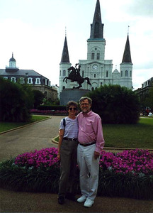 Otto & Marcia in New Orleans (1999)