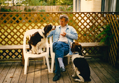 Otto with Willie & Trixie (1988)