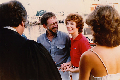 Wedding on the boat (1981)