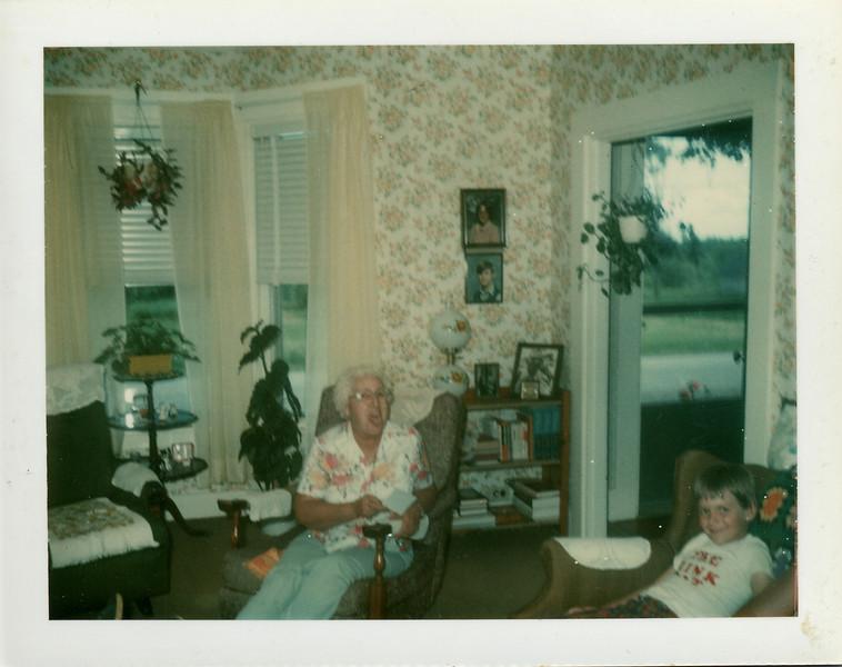 Margaret & Bryan June 1981