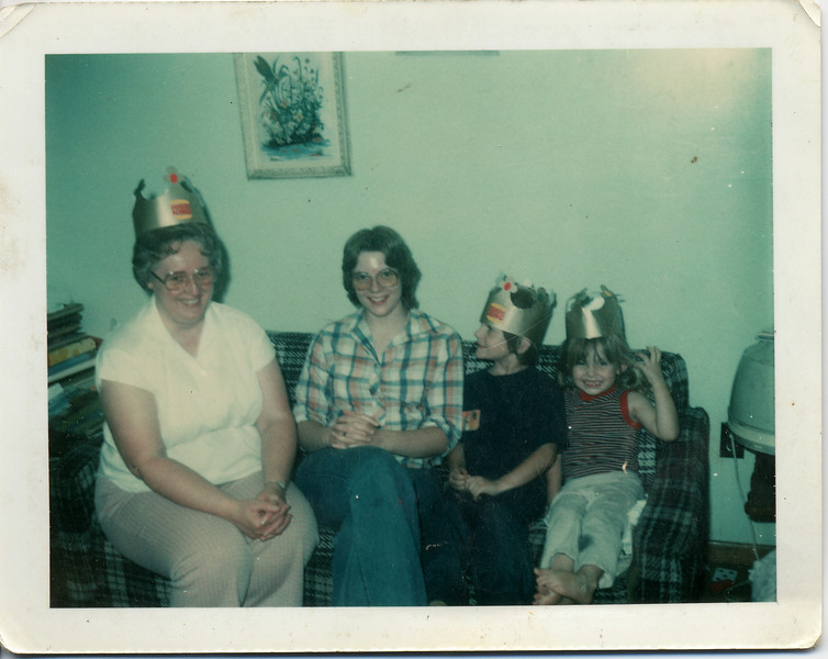 Doral Amaryl Bryan Becky Aug 1980