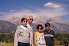 At Grand Teton National Park, Wyoming