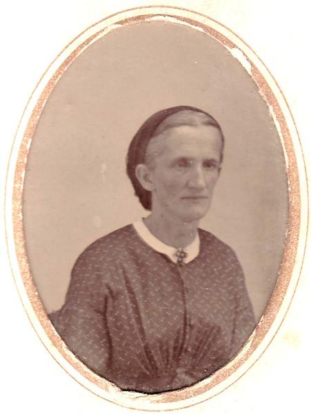 F1d Elizabeth (Welhausen) Creuzbaur